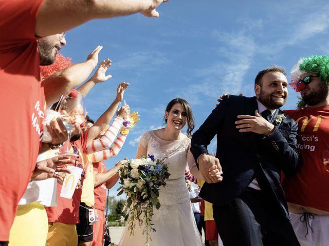 Il matrimonio di Marco e Ester a Chiaravalle, Ancona 34