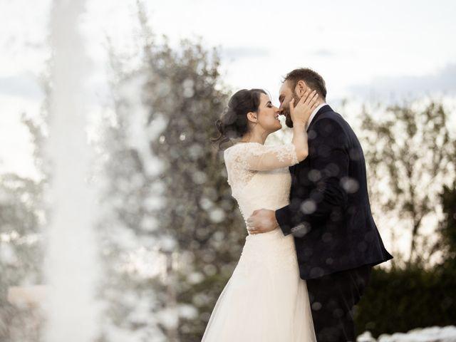 Il matrimonio di Marco e Ester a Chiaravalle, Ancona 38