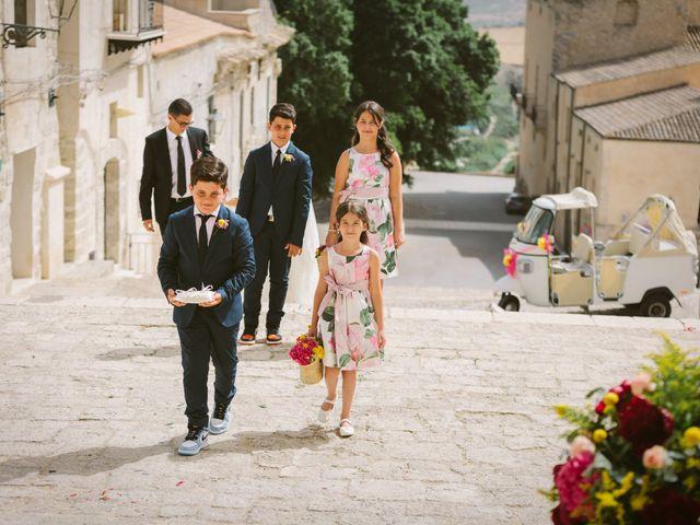 Il matrimonio di Gaetano e Federica a Butera, Caltanissetta 34
