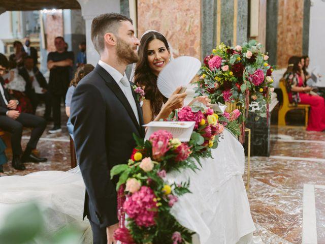 Il matrimonio di Gaetano e Federica a Butera, Caltanissetta 39