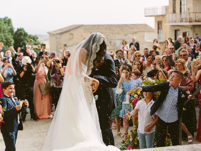 Il matrimonio di Gaetano e Federica a Butera, Caltanissetta 42