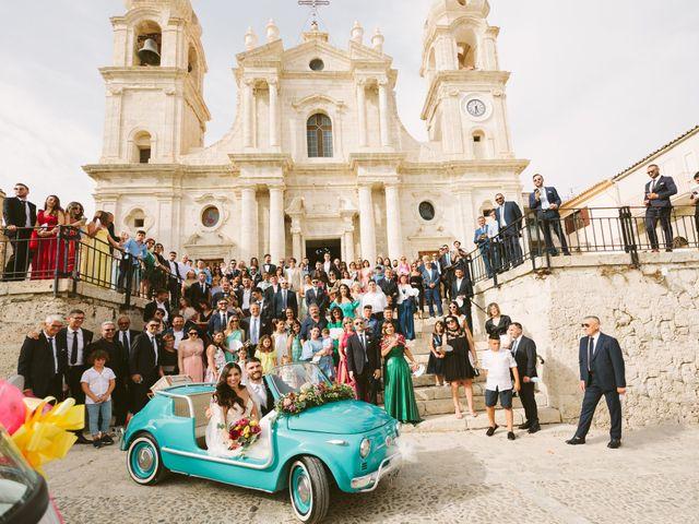 Il matrimonio di Gaetano e Federica a Butera, Caltanissetta 45