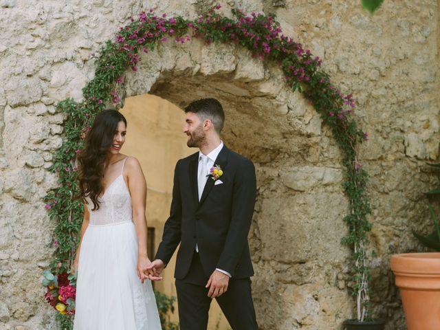 Il matrimonio di Gaetano e Federica a Butera, Caltanissetta 47