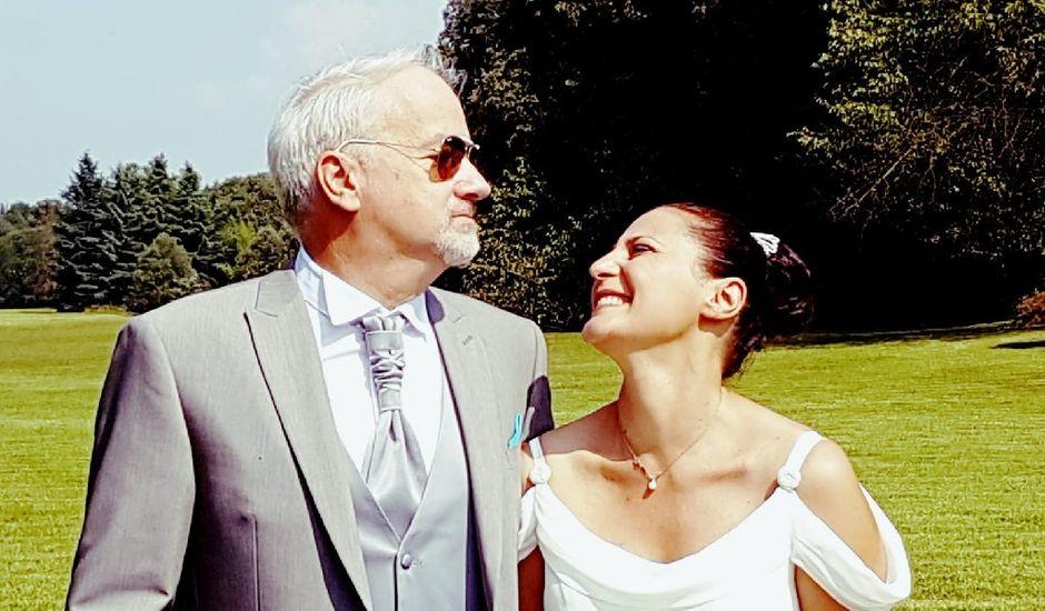 Il matrimonio di Fabio e Francesca  a Agrate Brianza, Monza e Brianza