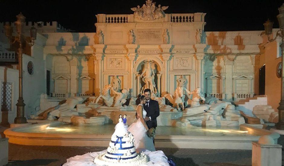 Il matrimonio di Davide  e Jlenia a Anzio, Roma