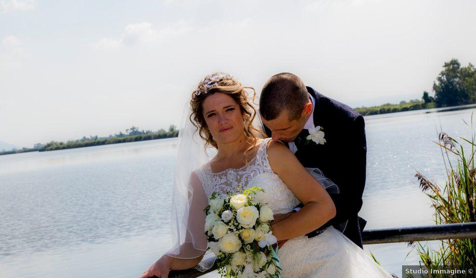 Il matrimonio di Francesco e Linda a Viareggio, Lucca