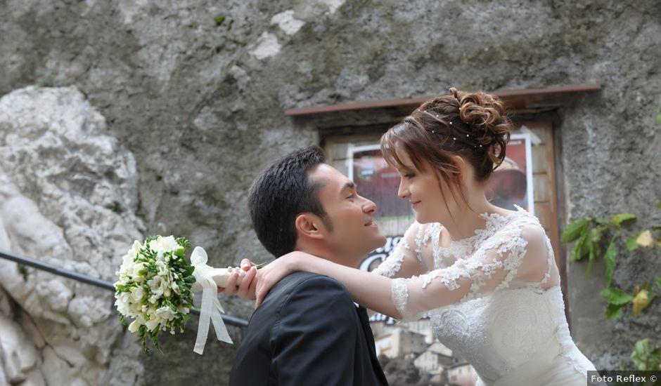 Matrimonio Romano Tipos : Il matrimonio di matteo e federica a carpineto romano