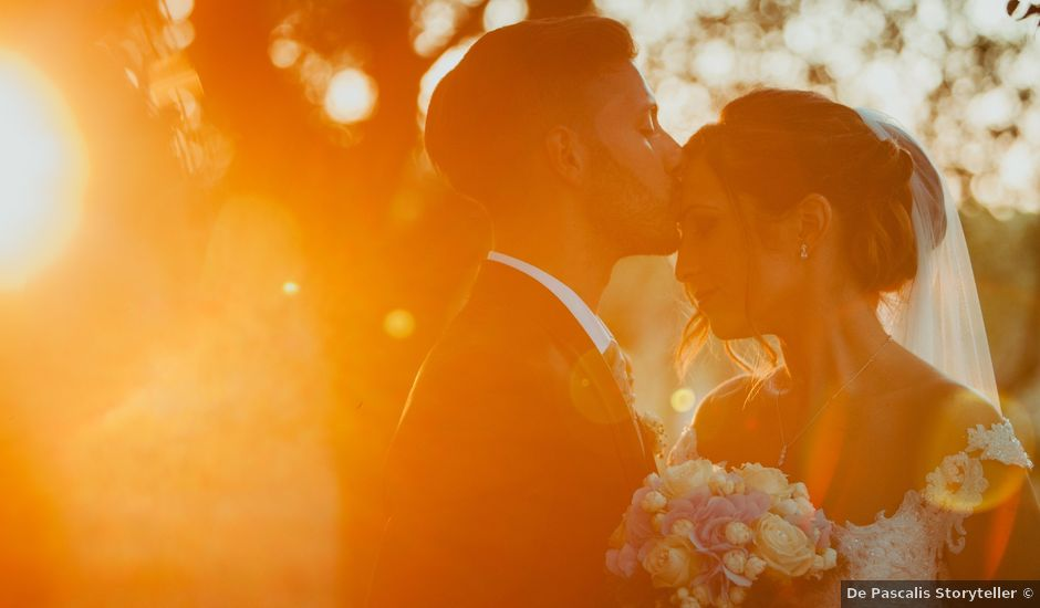 Il matrimonio di Alessandro e Sara a Copertino, Lecce