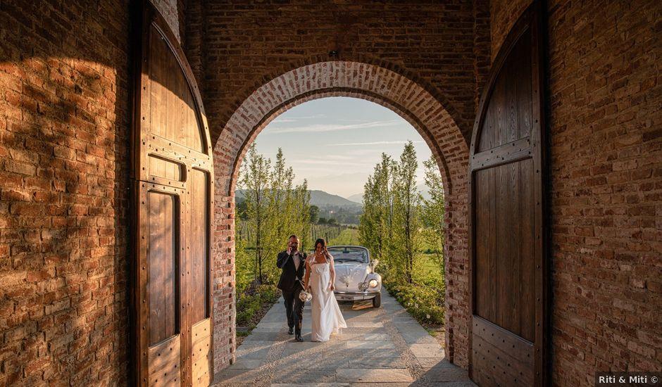 Il matrimonio di Giovanni e Monica a Buttigliera Alta, Torino