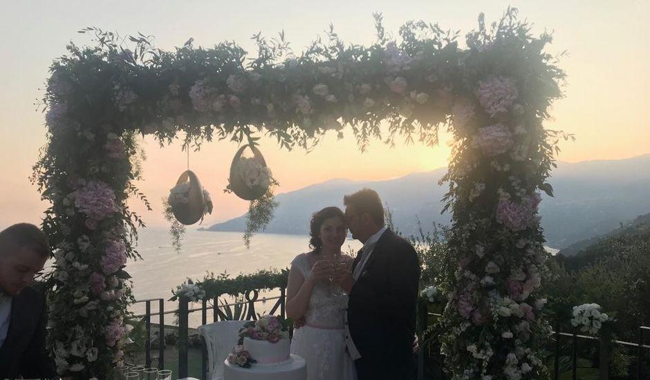Il matrimonio di Fabio e Rossella  a Maiori, Salerno