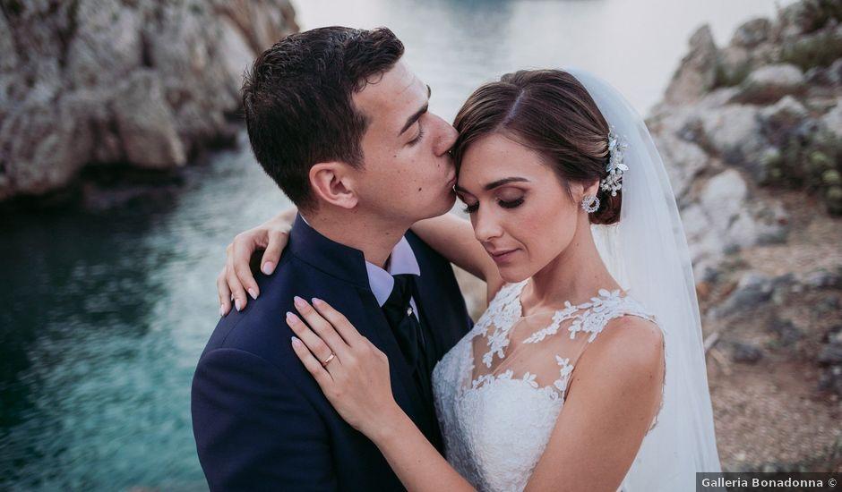 Il matrimonio di Chiara e Giuseppe a Caccamo, Palermo