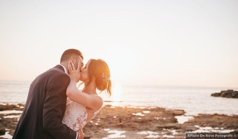 Il matrimonio di Mariella e Daniele a San Lucido, Cosenza