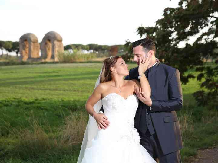 le nozze di Alexia e Andrea