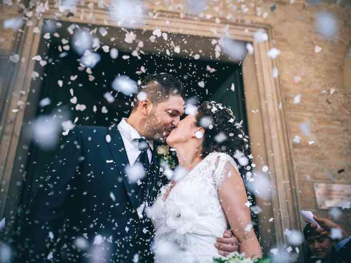 Le nozze di Daniela e Gioele