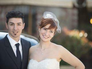 Le nozze di Annalisa e Cristiano