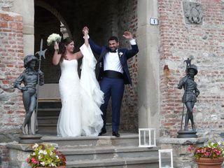 Le nozze di Sara e Rami