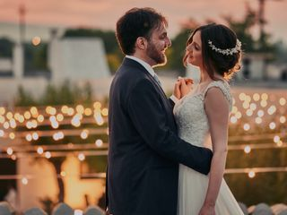 Le nozze di Federico e Angela