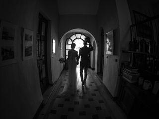 Le nozze di Kia e Martin