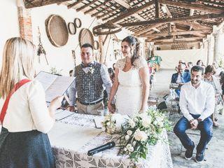 Le nozze di Cecile e Maurizio 1