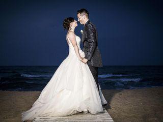 Le nozze di Luana e Aldo