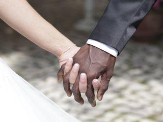Le nozze di Bamba e Giada