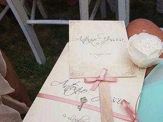 Le nozze di Antonio e Jessica 2