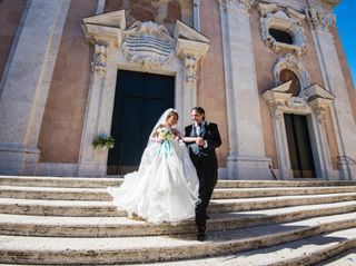 Le nozze di Veronika e Luca