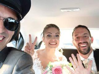 Le nozze di Yuri e Gloria