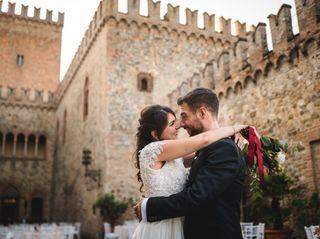 Le nozze di Tiziana e Antonino