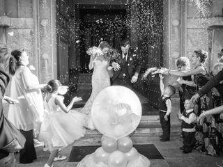 Le nozze di Antonio e Desireè