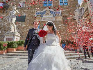 Le nozze di Damiana e Massimiliano