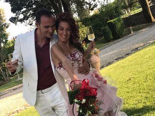 Le nozze di Stella  e Alessandro 1