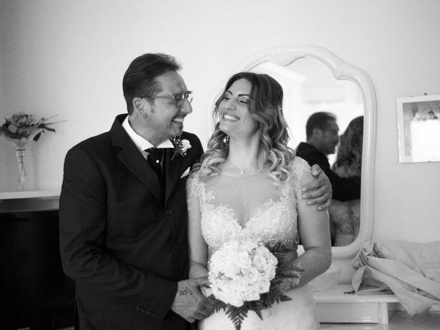 Il matrimonio di Salvatore e Jessica a Gaeta, Latina 9