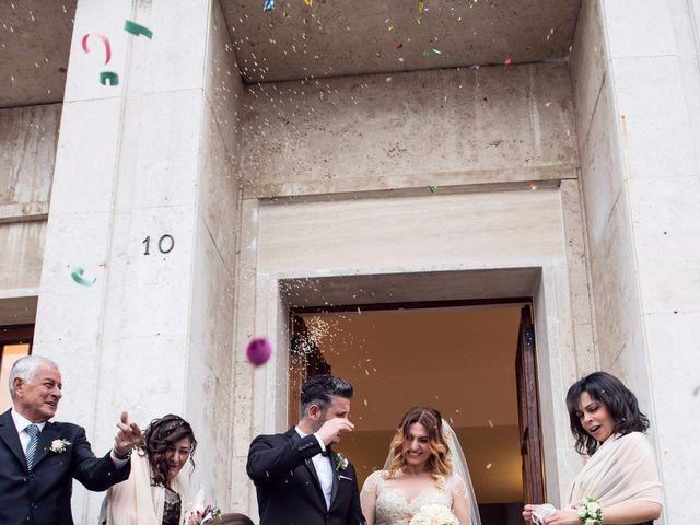 Il matrimonio di Salvatore e Jessica a Gaeta, Latina 17