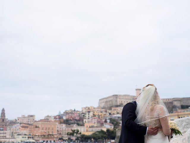 Il matrimonio di Salvatore e Jessica a Gaeta, Latina 24