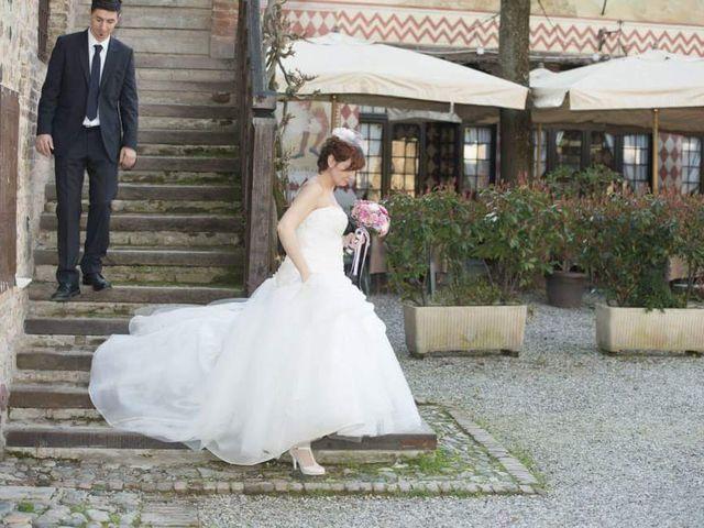 Il matrimonio di Cristiano e Annalisa a Vigolzone, Piacenza 15
