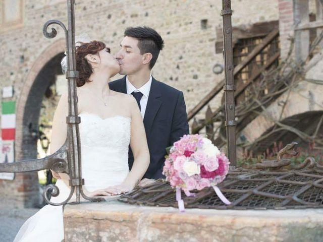 Il matrimonio di Cristiano e Annalisa a Vigolzone, Piacenza 16