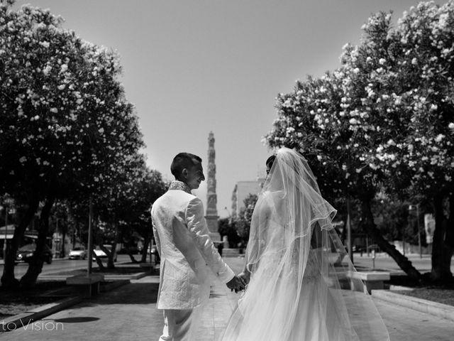 Il matrimonio di Mirko e Vanessa a San Donato di Lecce, Lecce 1