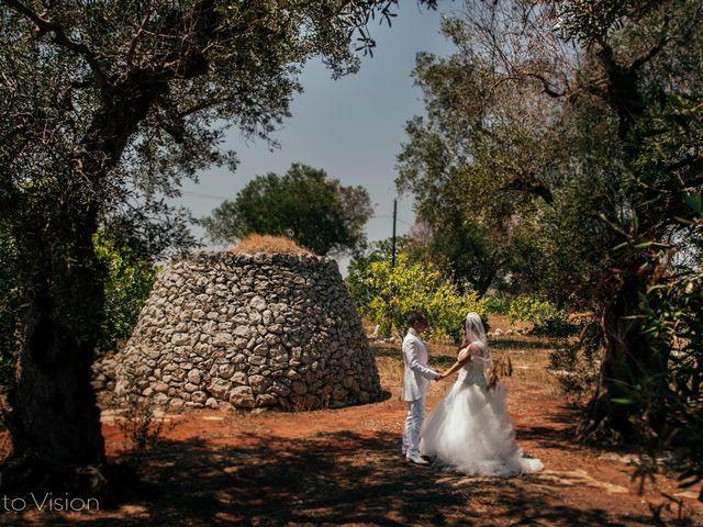 Il matrimonio di Mirko e Vanessa a San Donato di Lecce, Lecce 2