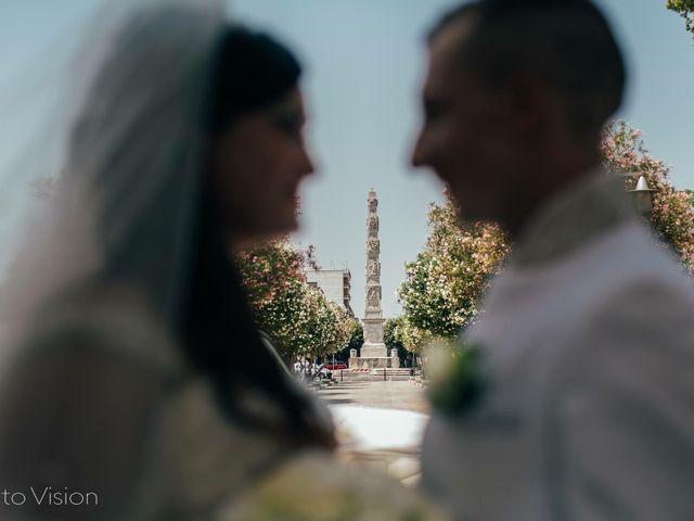 Il matrimonio di Mirko e Vanessa a San Donato di Lecce, Lecce 3