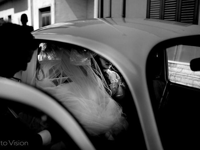 Il matrimonio di Mirko e Vanessa a San Donato di Lecce, Lecce 7