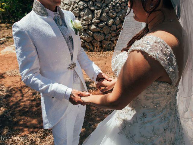 Il matrimonio di Mirko e Vanessa a San Donato di Lecce, Lecce 8
