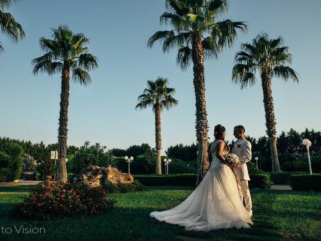 Il matrimonio di Mirko e Vanessa a San Donato di Lecce, Lecce 11