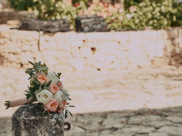 Il matrimonio di Angela e Federico a Ostuni, Brindisi 8