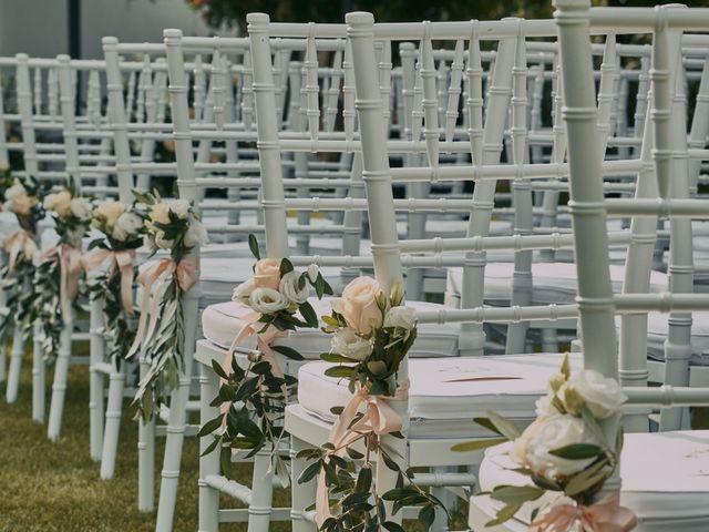 Il matrimonio di Angela e Federico a Ostuni, Brindisi 18