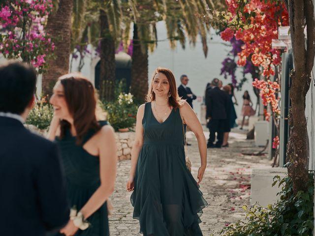 Il matrimonio di Angela e Federico a Ostuni, Brindisi 22
