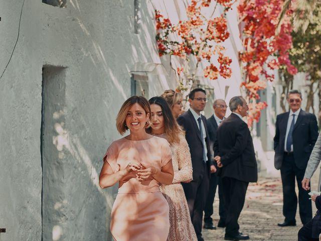 Il matrimonio di Angela e Federico a Ostuni, Brindisi 23