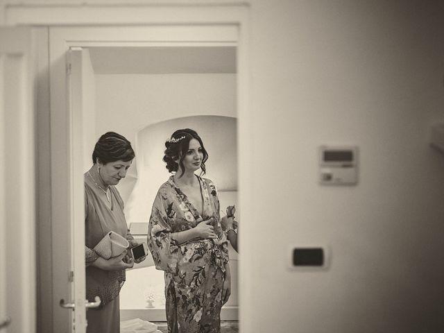 Il matrimonio di Angela e Federico a Ostuni, Brindisi 25