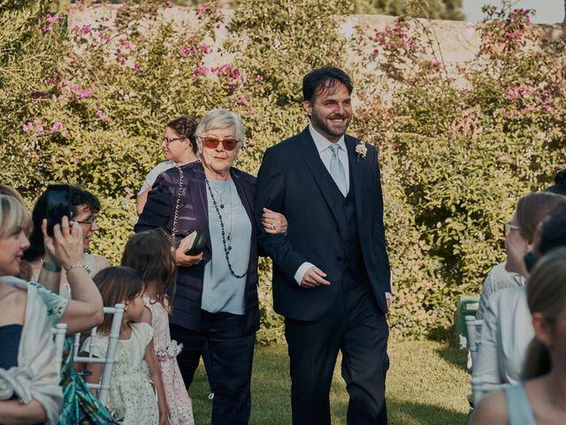 Il matrimonio di Angela e Federico a Ostuni, Brindisi 27