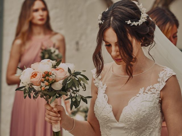 Il matrimonio di Angela e Federico a Ostuni, Brindisi 32